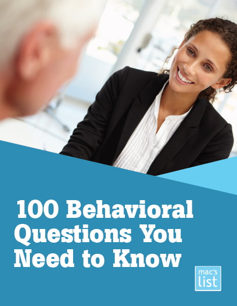 100 Behavioral Questions You Need to Know