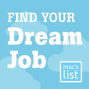 Find Your Dream Job, with Mac Prichard