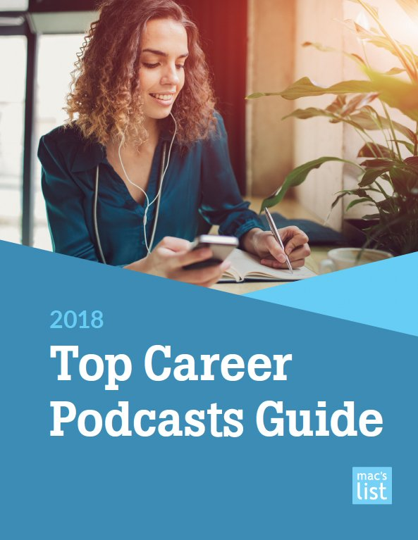 Top Career Podcasts Guide 2018