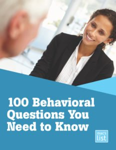 100 Behavioral Interview Questions You Need To Know