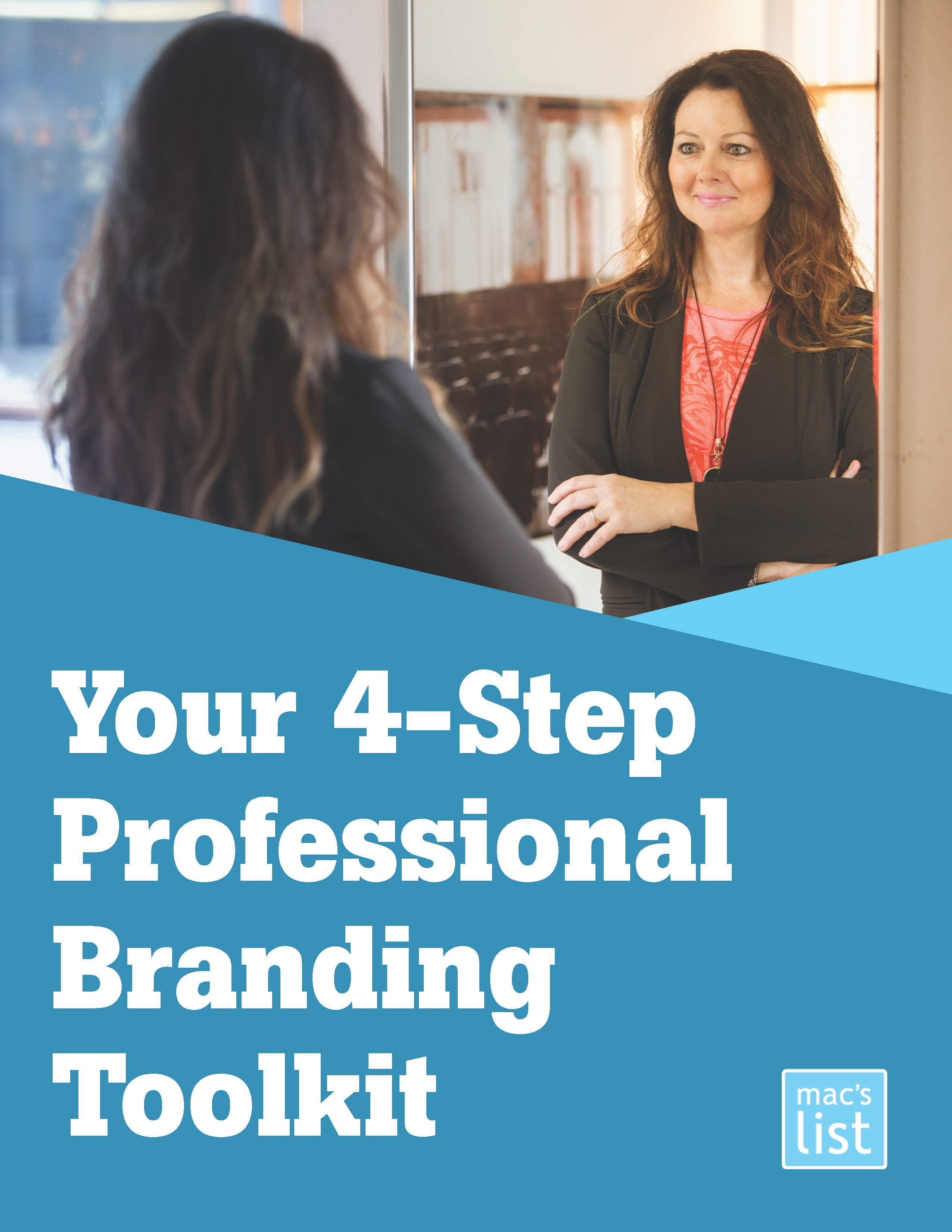 your four step professional branding toolkit