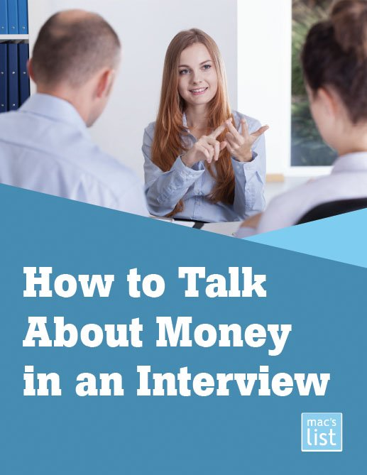 How to Talk About Money in an Interview