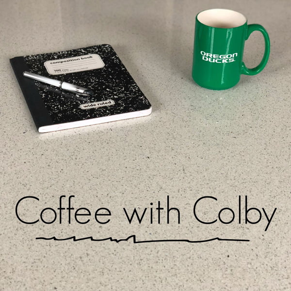 Coffee with Colby, with Colby Reade