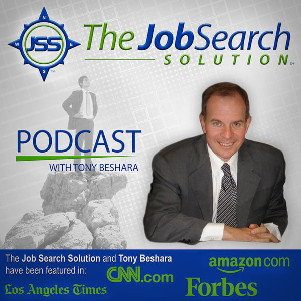 The Job Search Solution, with Tony Beshara
